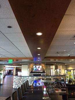 Bar Lighting Bear River Hotel & Casino Loleta, CA