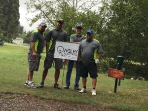 Builder's Exchange Golf Fundraiser